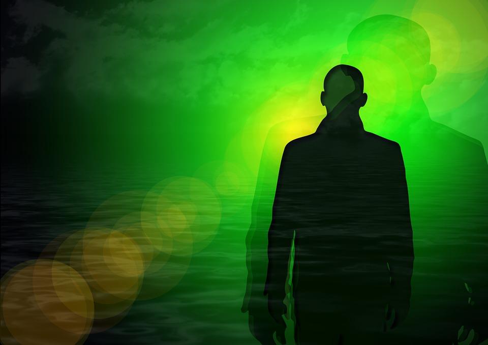 zelena barva duše