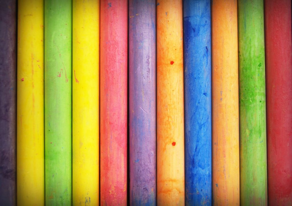 kaj najljubša barva pove o vas