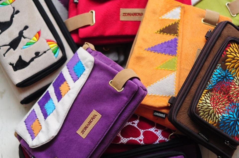 Barva denarnice