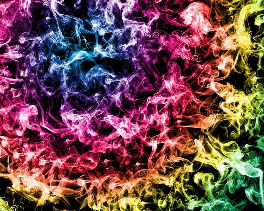 katere barve je vaša duša