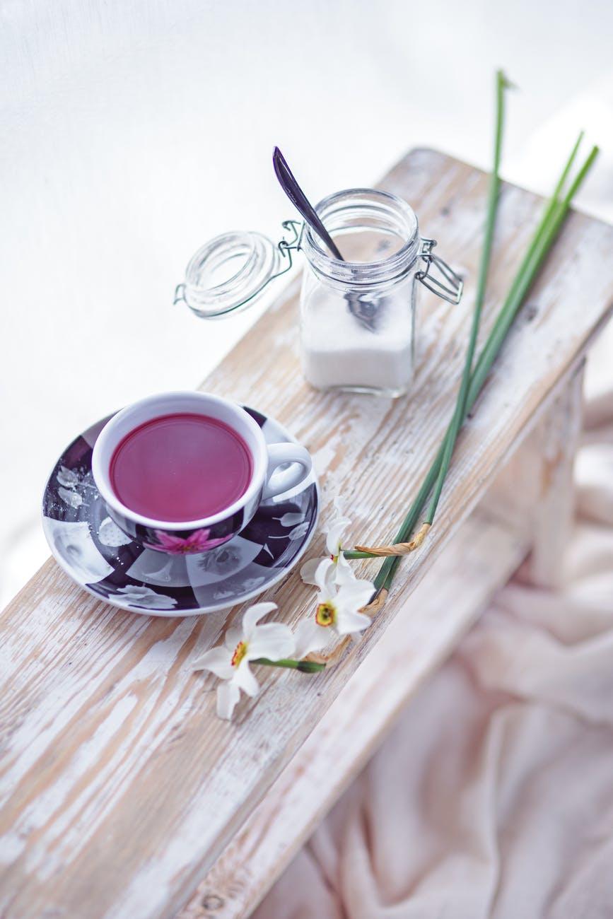 naravni čaji za spanje