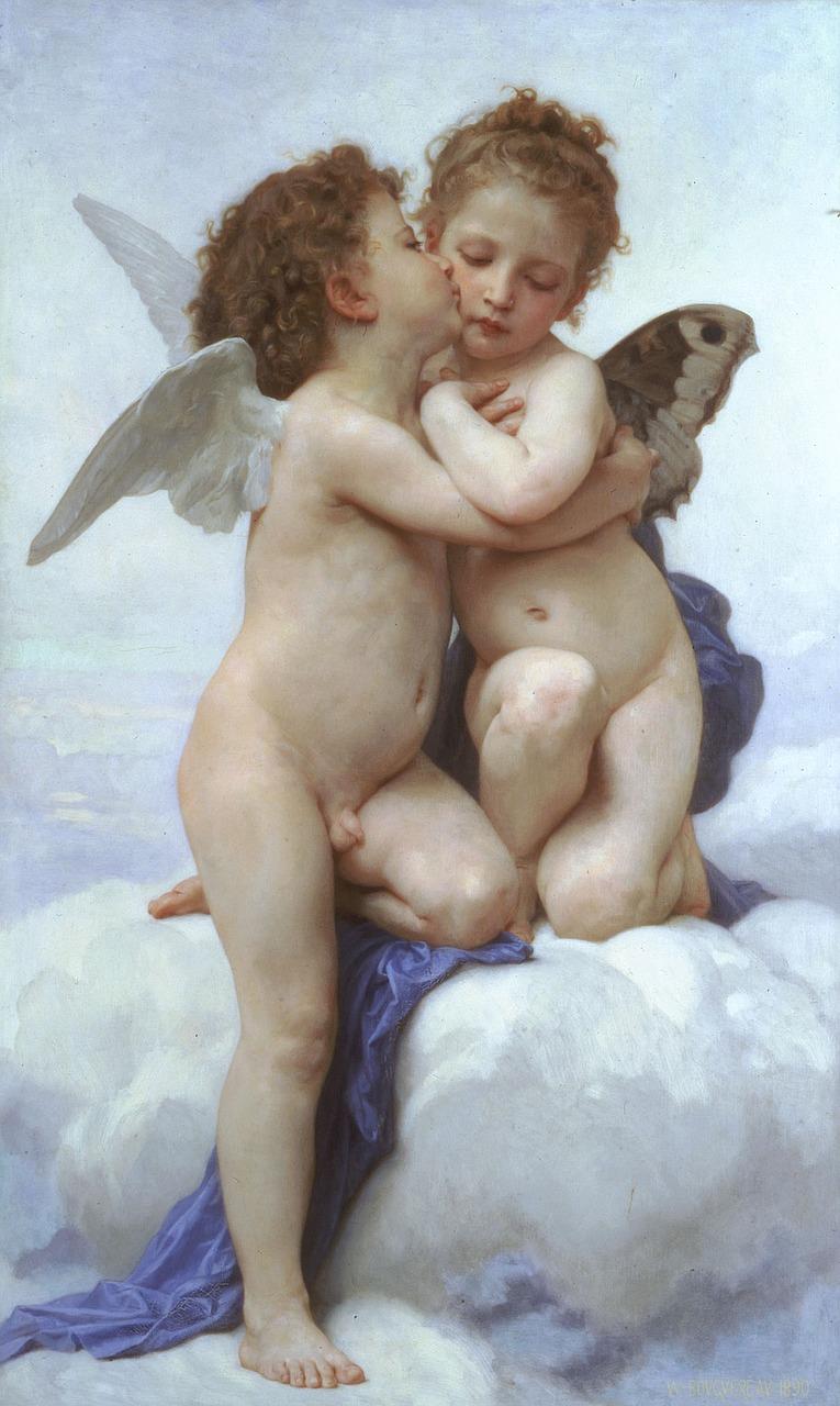 kdo so angeli