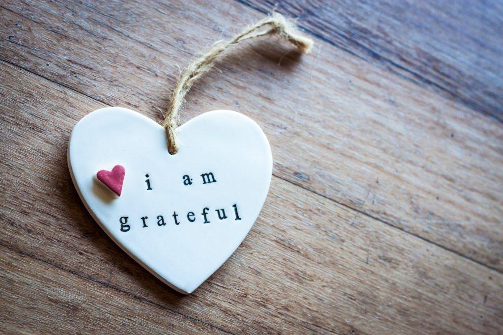 hvaležnost in obilje
