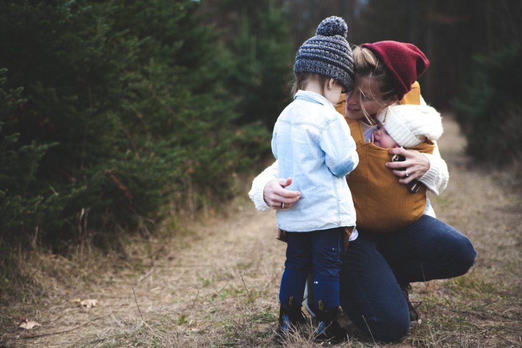 čustvena stiska otroka